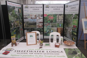 Sweetwater's Stand at Birdfair